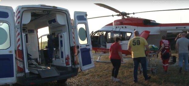 Под Львовом искалеченная в ДТП девочка подняла в воздух авиацию - срочно в Киев