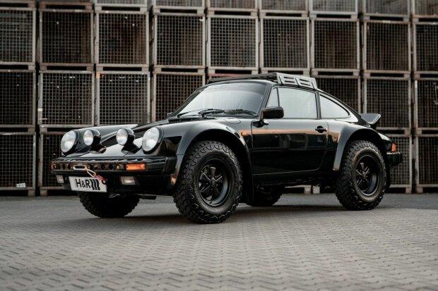 30-річний Porsche 911