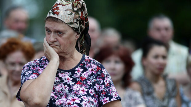 Пенсионерка, фото - Яндекс Дзен