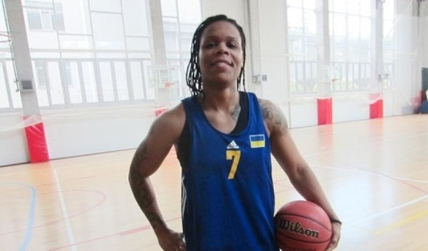 Американська баскетболістка допоможе збірній України