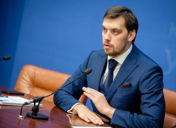 Олексій Гончарук, Unian