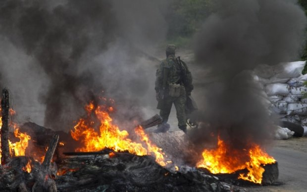 Авто украинских воинов подорвали на Донбассе