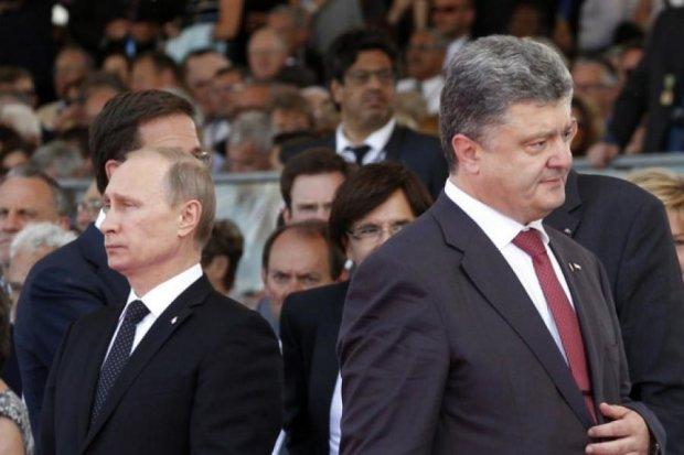 Путін спотворює роль українців у Другій світовій війні - Порошенко