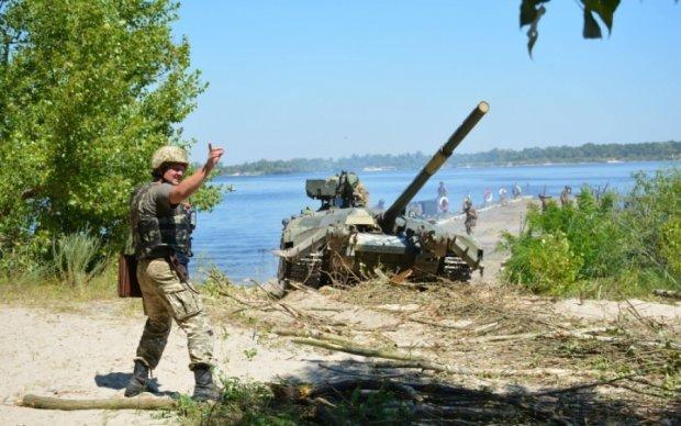 Українська армія полоскоче нерви окупантам поблизу Криму