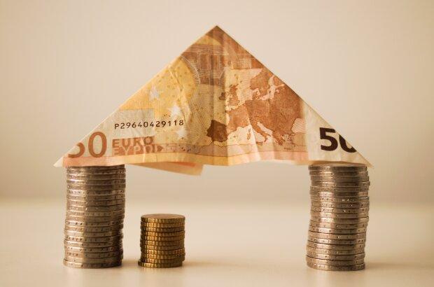 Курс долара і євро, pxhere