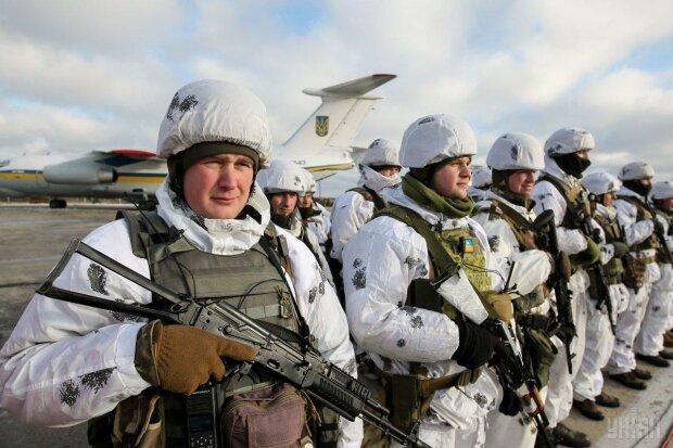 День Сухопутных войск ВСУ, фото УНИАН