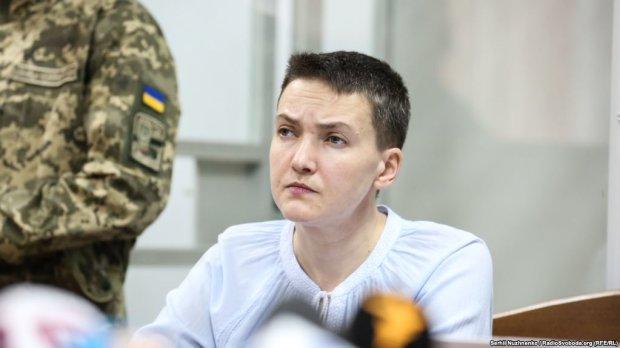Савченко передумали отпускать