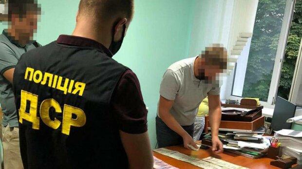 Поліція накрила ПФУ, фото: Національна поліція