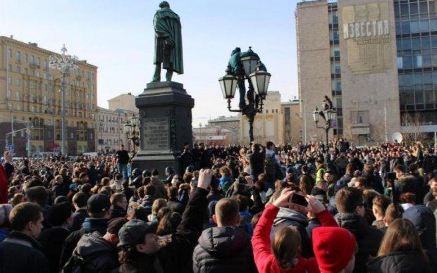 Москвичи снова поддержали украинских политзаключенных: красноречивые кадры