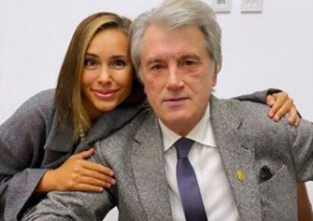 Віталіна та Віктор Ющенко, фото: Інстаграм