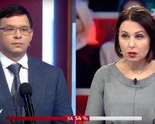 Наталя Мосейчук і Євген Мураєв