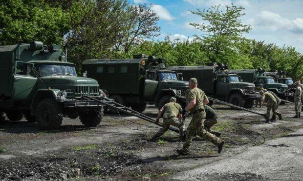 Украинские военные, фото: Facebook