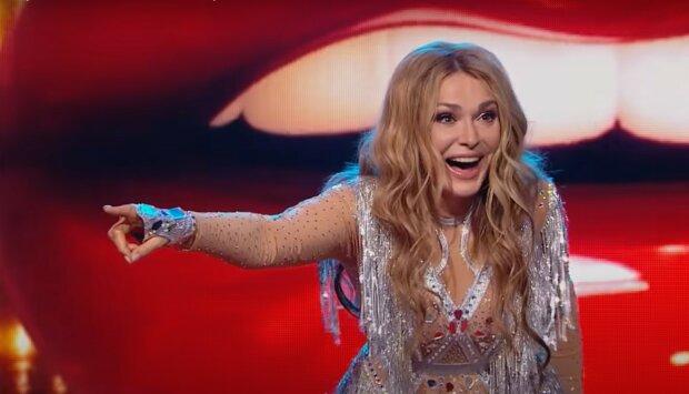 Ольга Сумська, скріншот з відео
