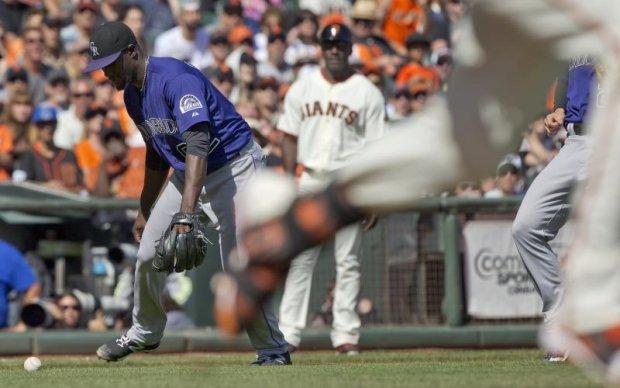 Американские бейсболисты устроили масштабную драку
