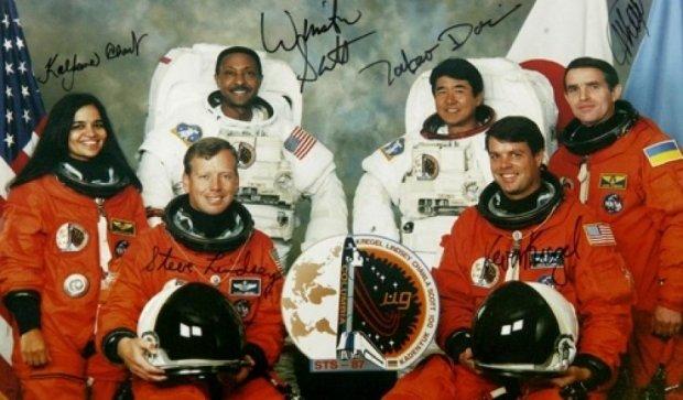 Перший космонавт України прогнозує освоєння Місяця