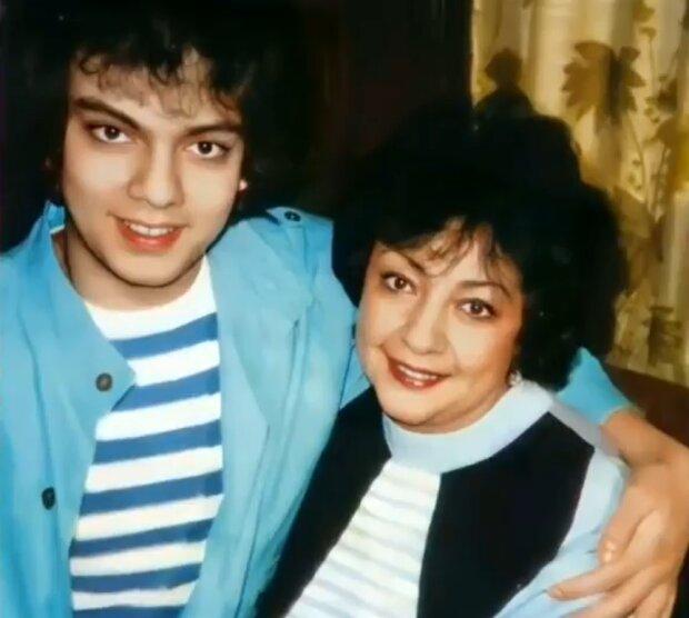 Філіп Кіркоров з мамою, instagram.com/fkirkorov