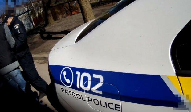 полиция, скриншот с видео
