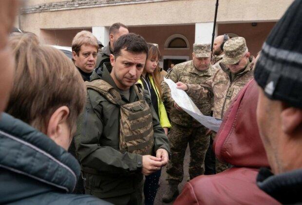 """Романенко показал, что спровоцировал приезд Зеленского в Золотое: """"Может взорваться...."""""""
