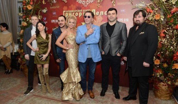 Как украинские звезды погуляли на вечеринке Лепса