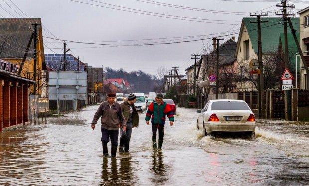 Закарпаття пішло під воду: важко повірити, що дика стихія зробила з перлиною України