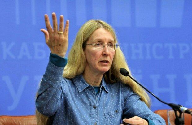 Супрун рассказала, как корь захватывает Украину: украинцы в ярости от действий и.о. Министра