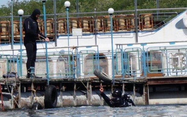 Тренування військових підводників показали у мережі: фото
