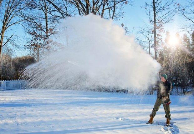 Погода на 13 лютого покаже українцям весь гнів зими