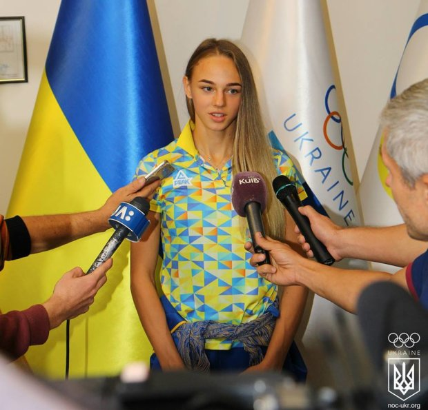 Дарья Белодед
