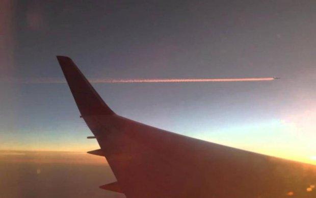 Трагедия с украденным самолетом: момент катастрофы попал на видео