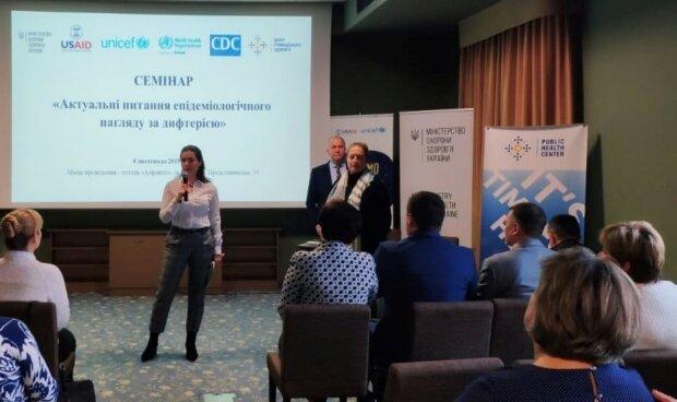 Епідемія дифтерії в Україні: Зоряна Скалецька провела екстрену підготовку лікарів, чого навчали у МОЗ