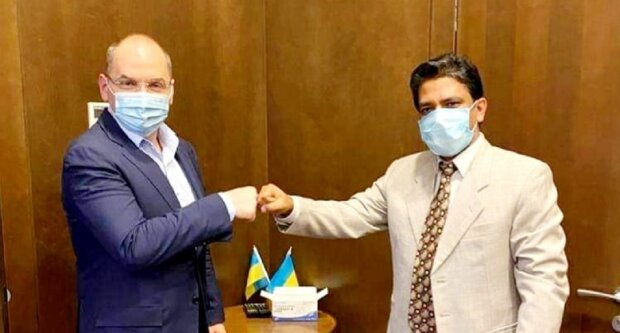 """Степанов домовився з Індією про постачання вакцини від Covid-19: """"Особисте прохання"""""""