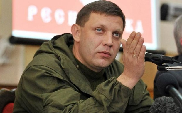 """Захарченко знову марить """"блокадою"""""""