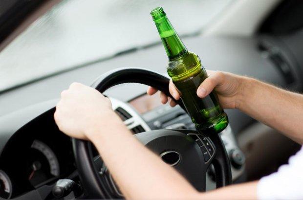 Нетверезим водіям посилять покарання