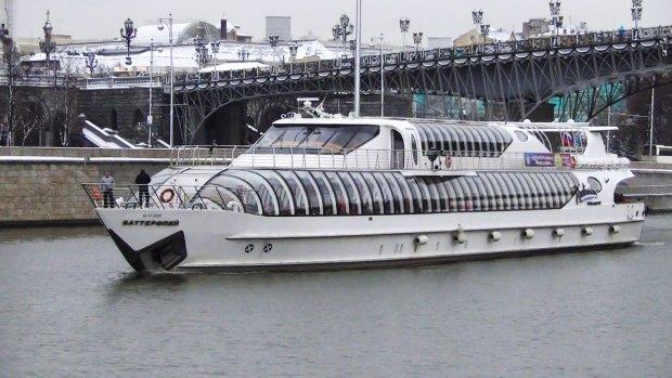 Росію накрило: зіткнення кораблів на Москві-річці потрясло країну, підраховують постраждалих