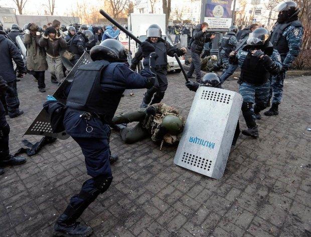 Колишній беркутівець, який розганяв Майдан, очолив нову поліцію: розслідування