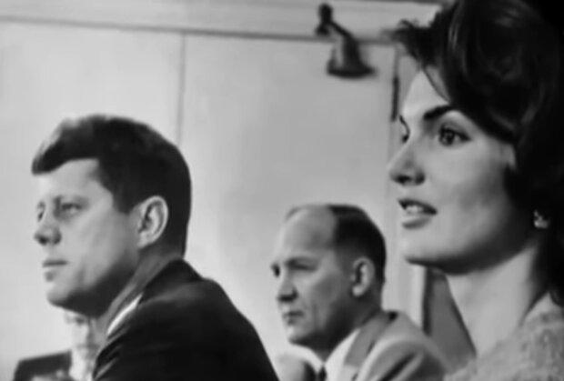 Жаклін Кенеді, скріншот: YouTube