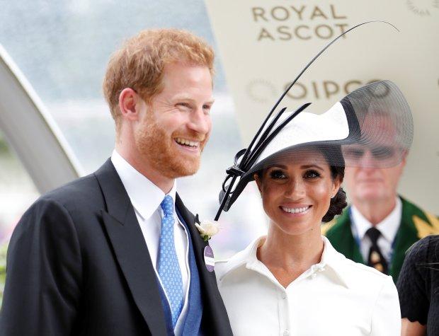 """Меган Маркл та принц Гаррі покажуть свій """"перший раз"""""""
