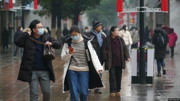 коронавірус у Китаї, фото: AP
