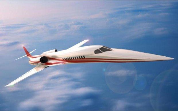 Дочекалися: Boeing запустить надзвуковий лайнер