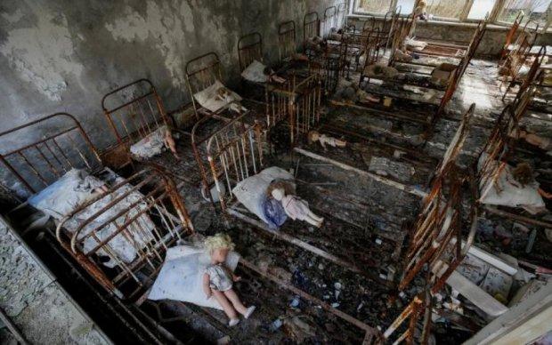 Чернобыльская катастрофа: уникальные кадры того, о чем не говорят вслух