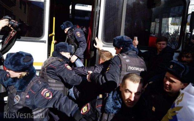 У Навального - дежавю