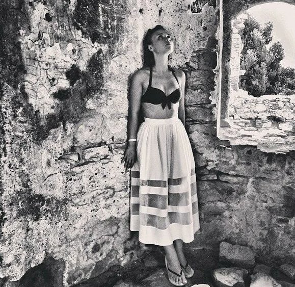 """""""Оце онученька"""": як змінилася бунтарка Женя зі """"Сватів"""" від Квартал 95, гарячі фото"""