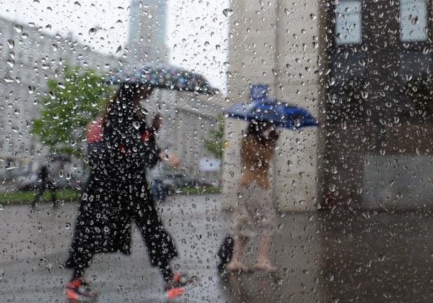 Погода на 22 травня: українців продовжить кошмарити ненаситний дощ