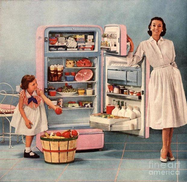 Чим ласували американці в 1950-1960-х роках: в мережі показали старовинні знімки