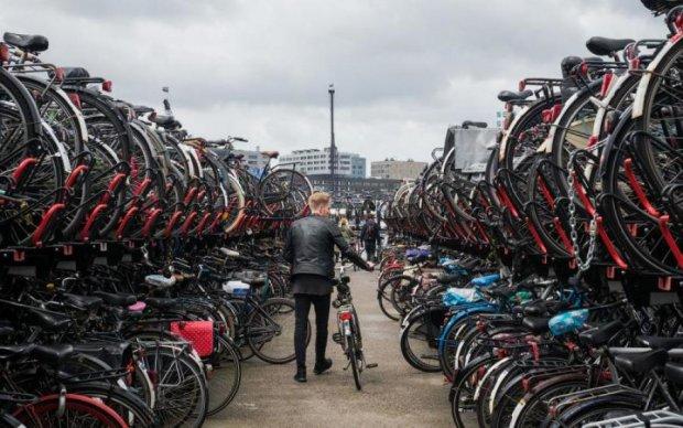 Найдено лучшее средство от угона велосипедов