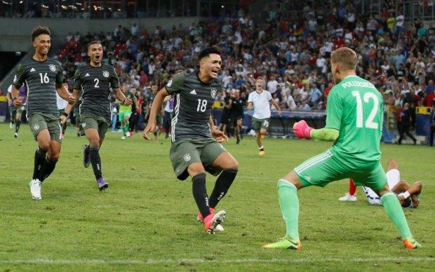 Став відомий перший фіналіст молодіжного ЧЄ-2017 з футболу