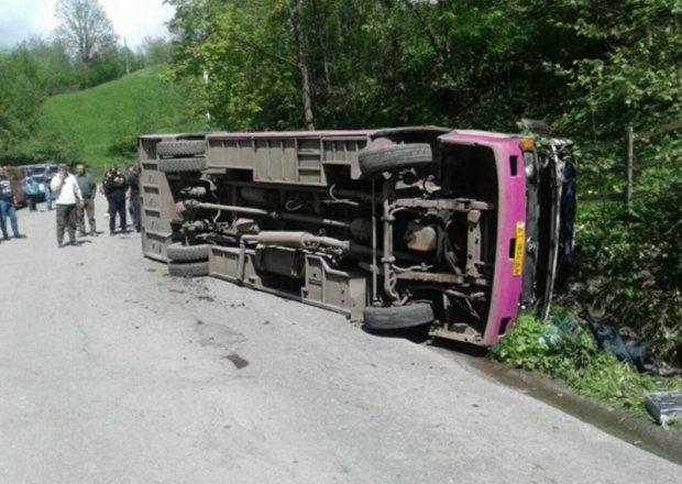 Автобус з українцями розбився у ДТП: фото та перші подробиці інциденту