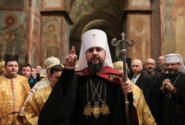 Митрополит Епіфаній, фото: president.gov.ua