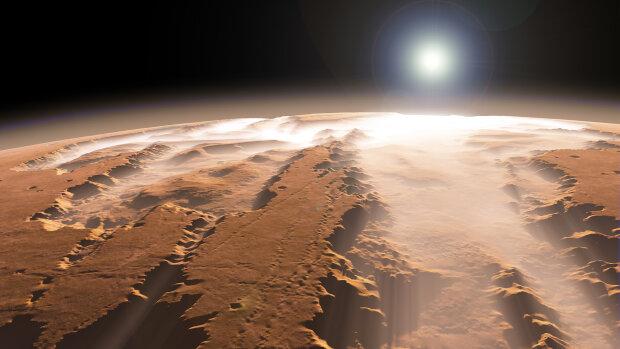 """Марс наконец-то обратился к людям: как звучат ужасающие """"слова"""" Красной планеты, видео"""