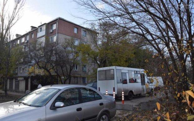 Сняло скальп: в киевской маршрутке произошло ЧП